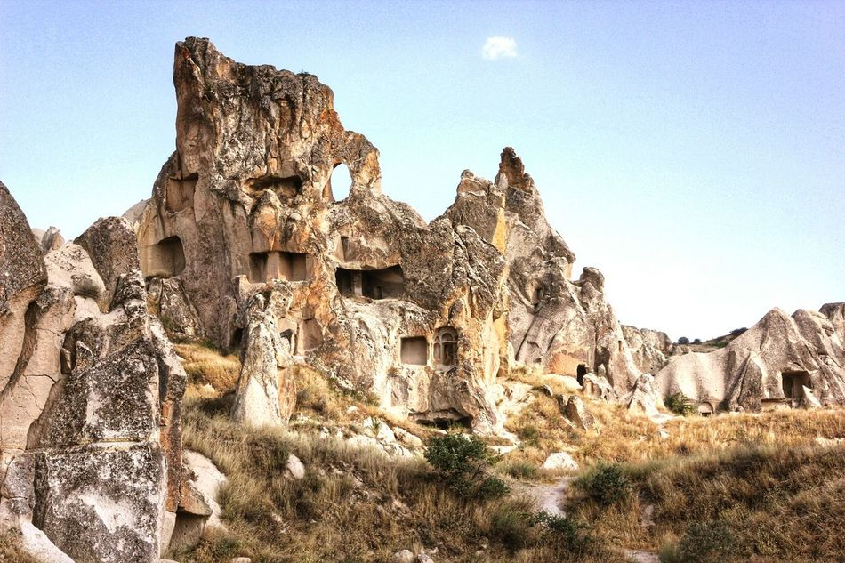 Cave Oldcity Cave House Göreme Turkey Nevşehir Capadoccia