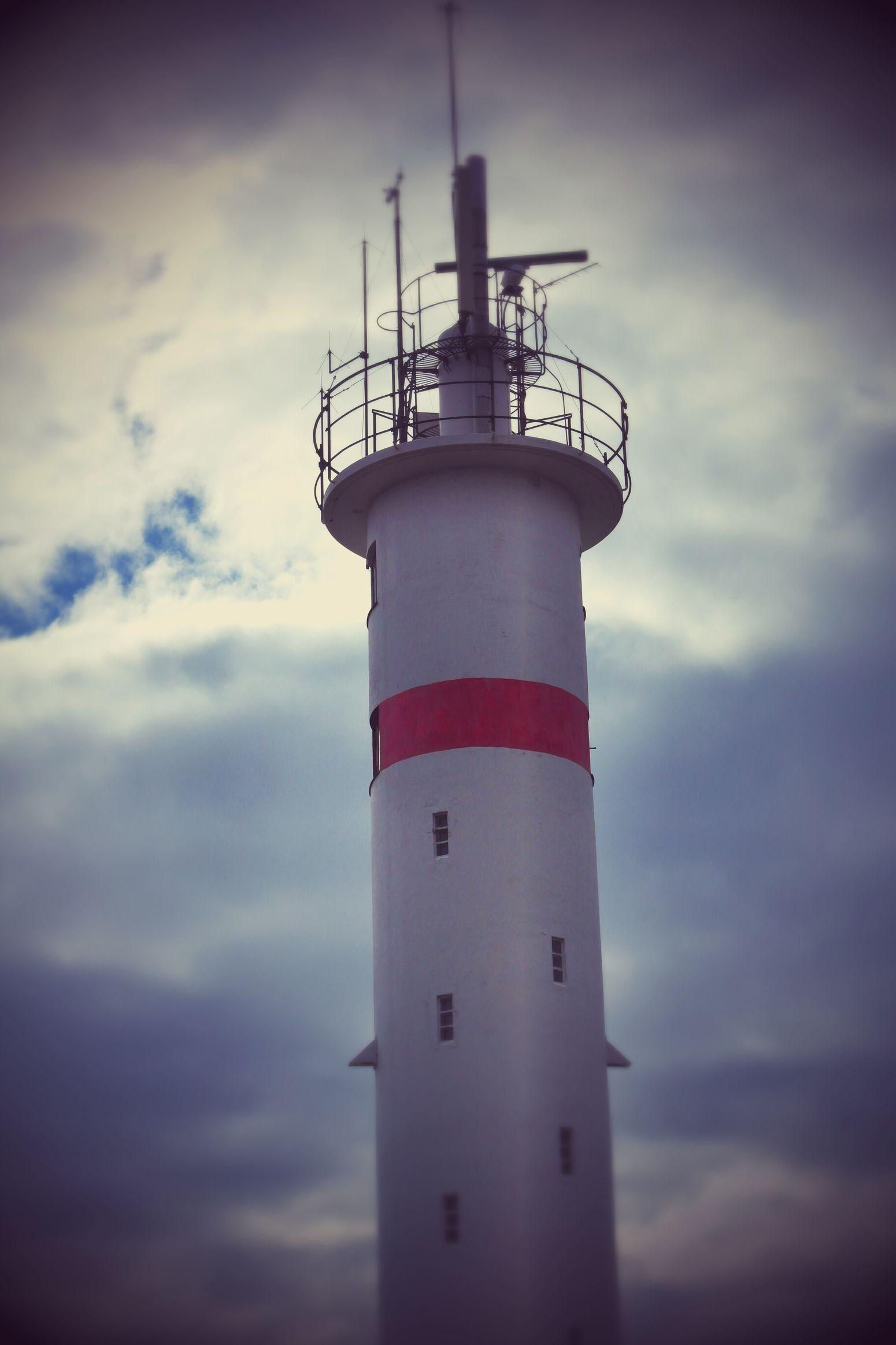 Lighthouse Skagsudde Örnsköldsvik Sweden