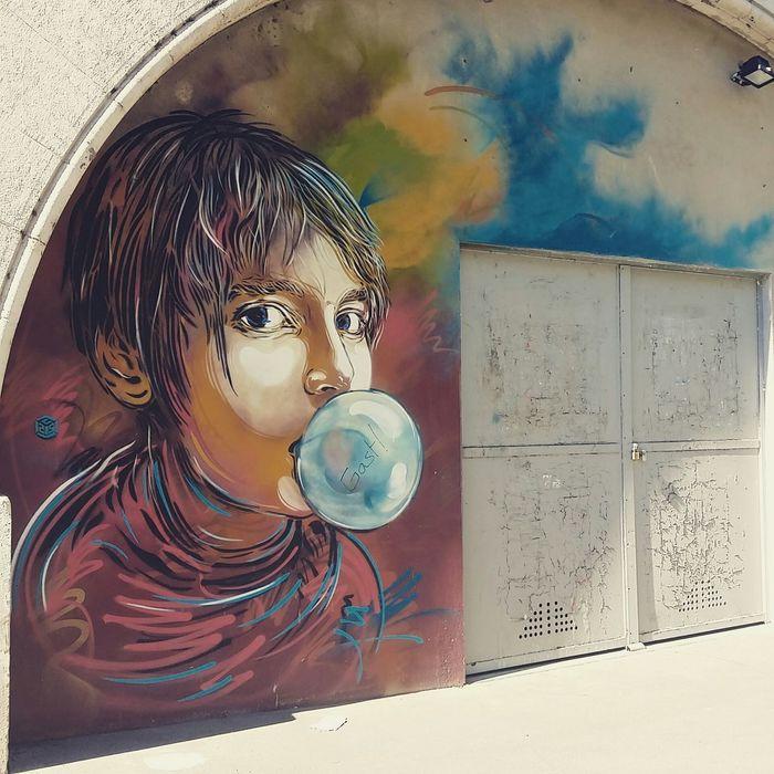 Streetart C215