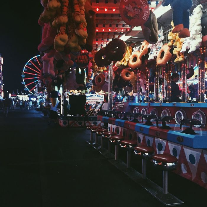 Night Out Carnival Fair Games Alameda County