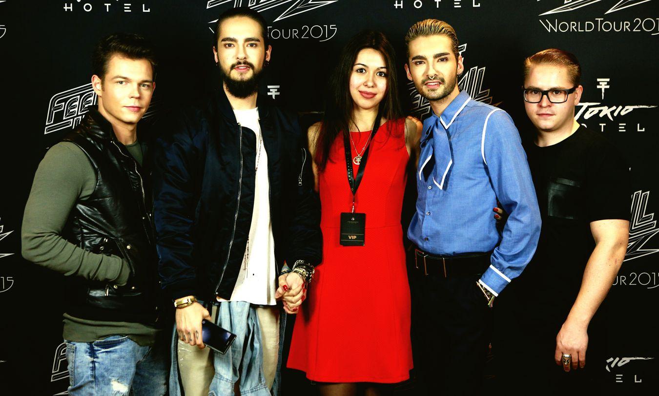 Unreal. How live after a dream come true?😫 Tokio Hotel Moscow Me Dreams DreamsAreReal BillKaulitz  Tomkaulitz Georglisting Gustavschäfer Amazingguys