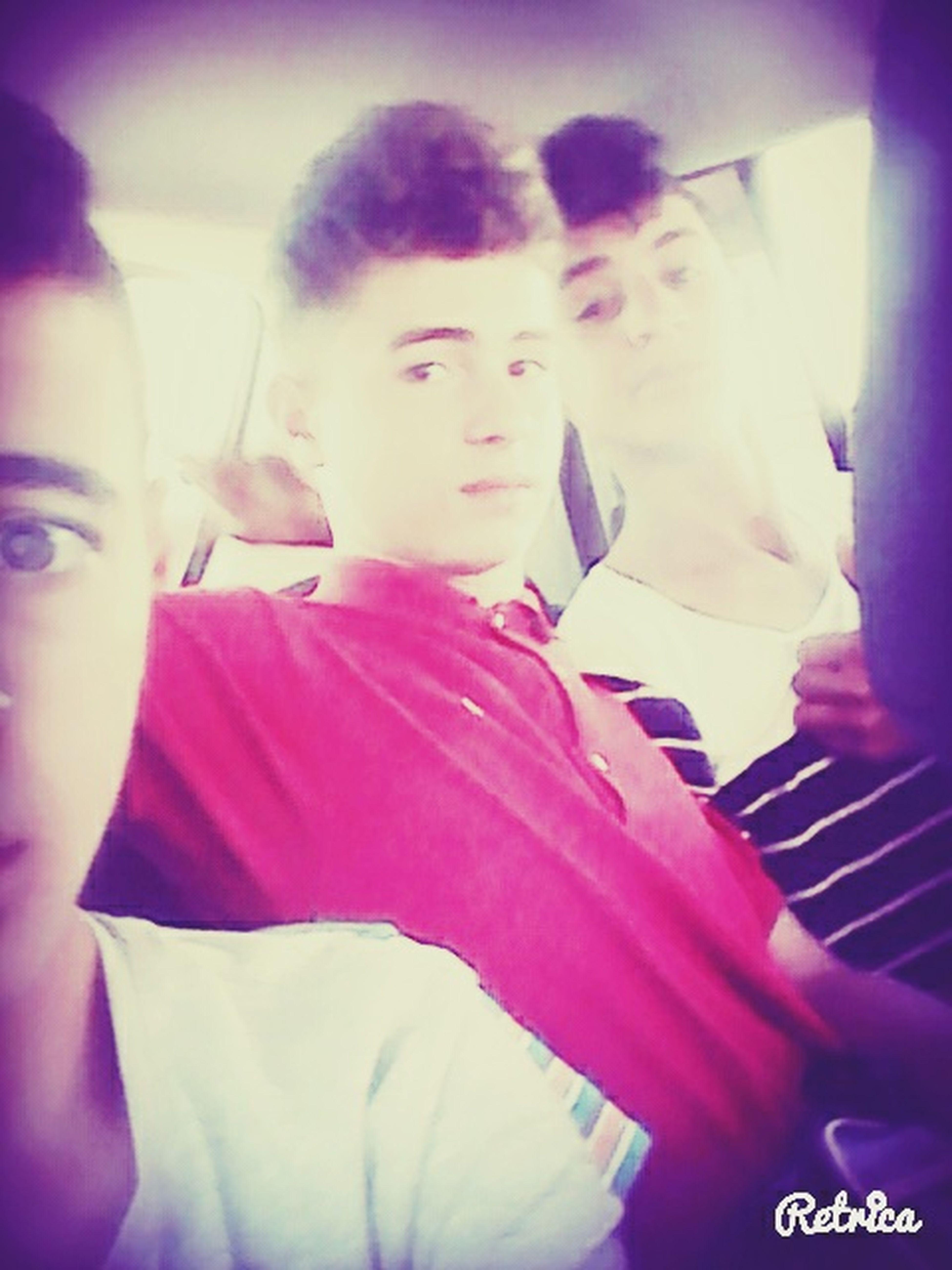 That's Me And My Friends BouBa Et Idir <3