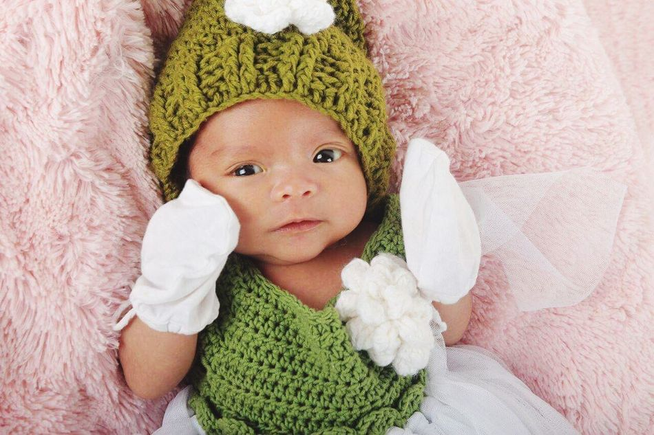 adorable sweet pea