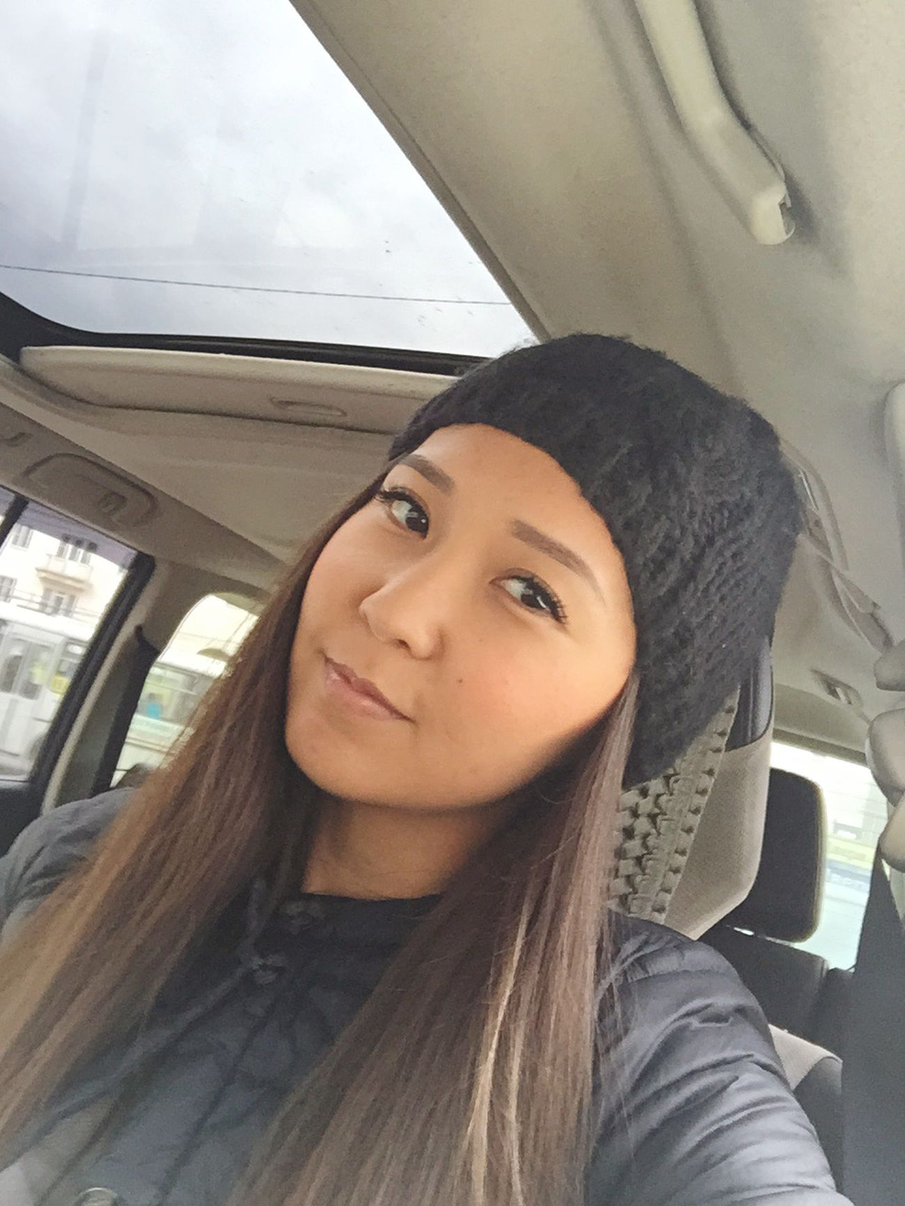 Me Girl Nice Driving My Passion In The Car Mitsubishi Pajero My Life I Like Enjoying Life