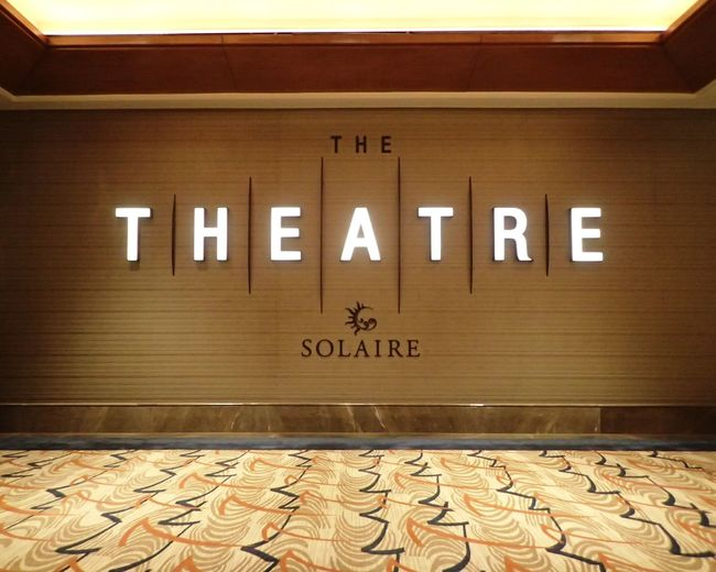 Olympus TG-4 Solaire WickedTheMusical The Theater Last Show Evening