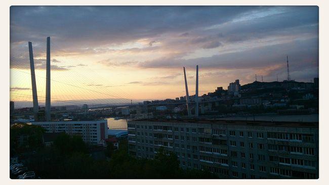 Vladivostok, Golden Bridge