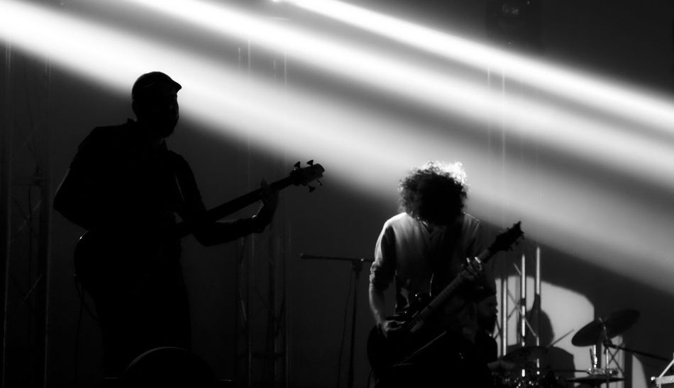 Music Musicians Concert Black And White Indoors  Fujifilm Light And Shadow B&w Guitarist Guitar Art Light Check This Out Music Band Band EyeEm Best Shots Photography EyeEm Gallery Playing Guitar Music Instrument Instruments Place Of Heart EyeEm Diversity BYOPaper! Black & White Friday