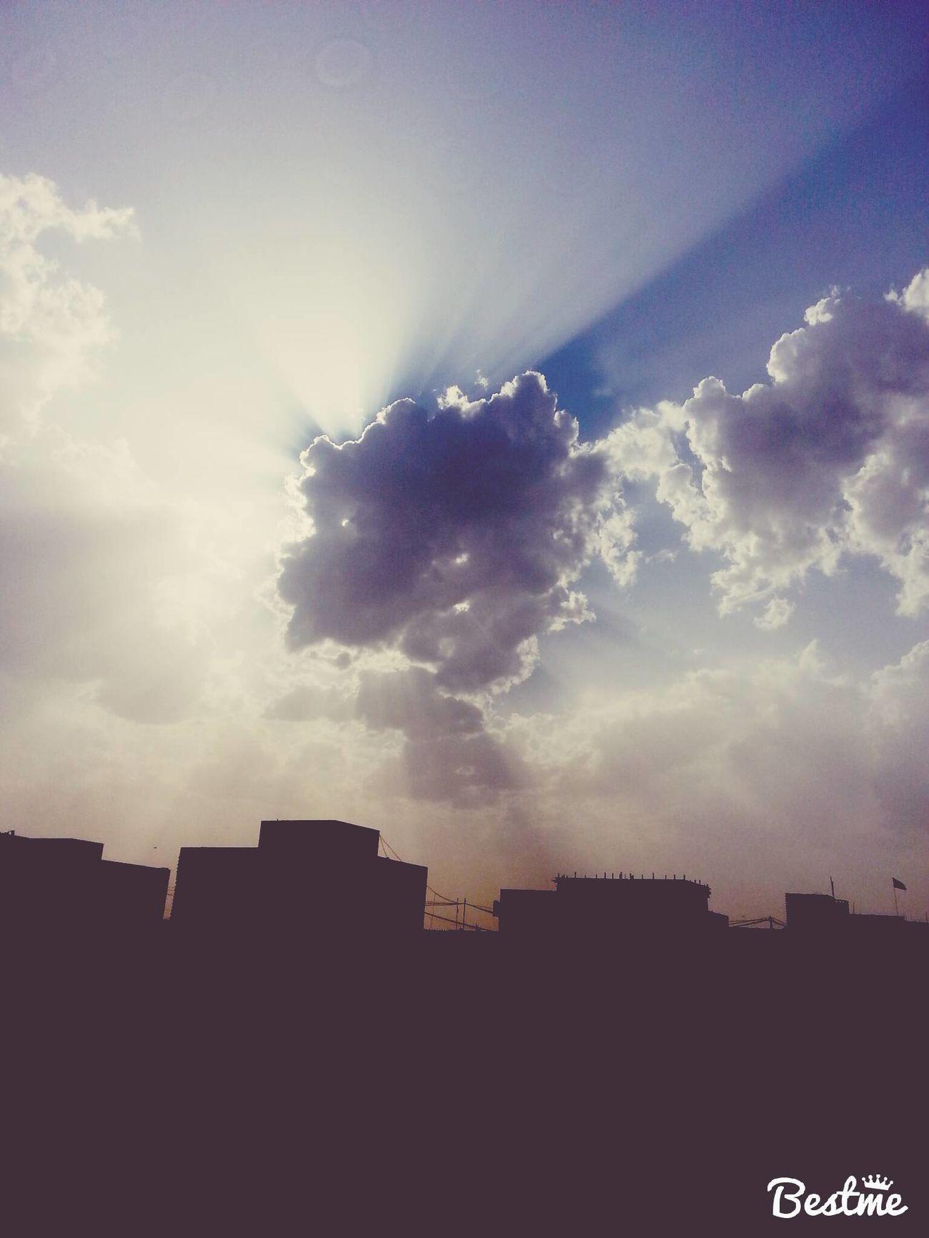منظر للشمس 😄 First Eyeem Photo
