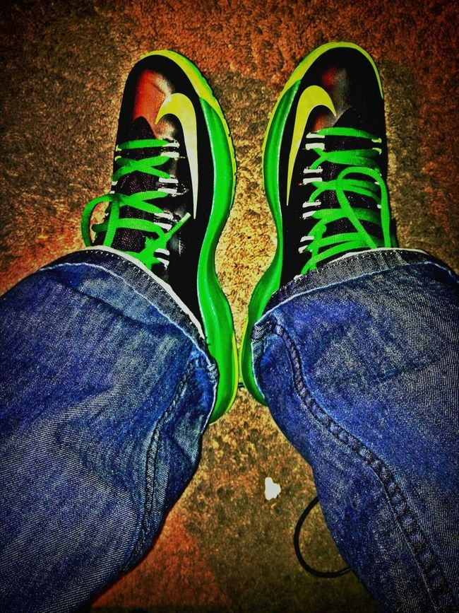 Throwing these on today.. It's my b day .....