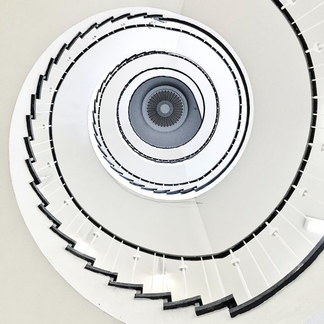 The World Needs More Spiral Staircases Eye4photography  My Fuckin Berlin Open Edit