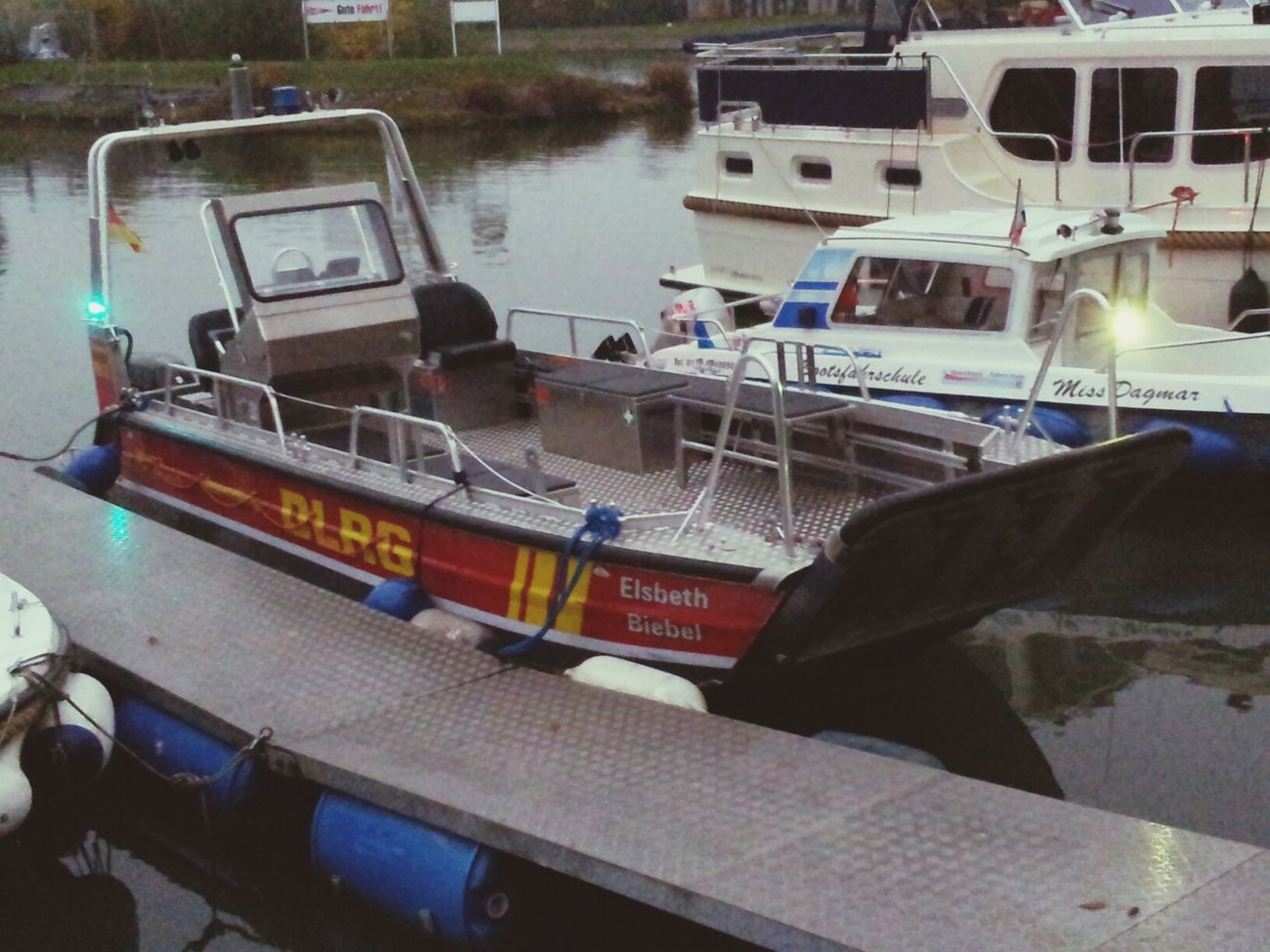 Boat Riverside Nürnberg