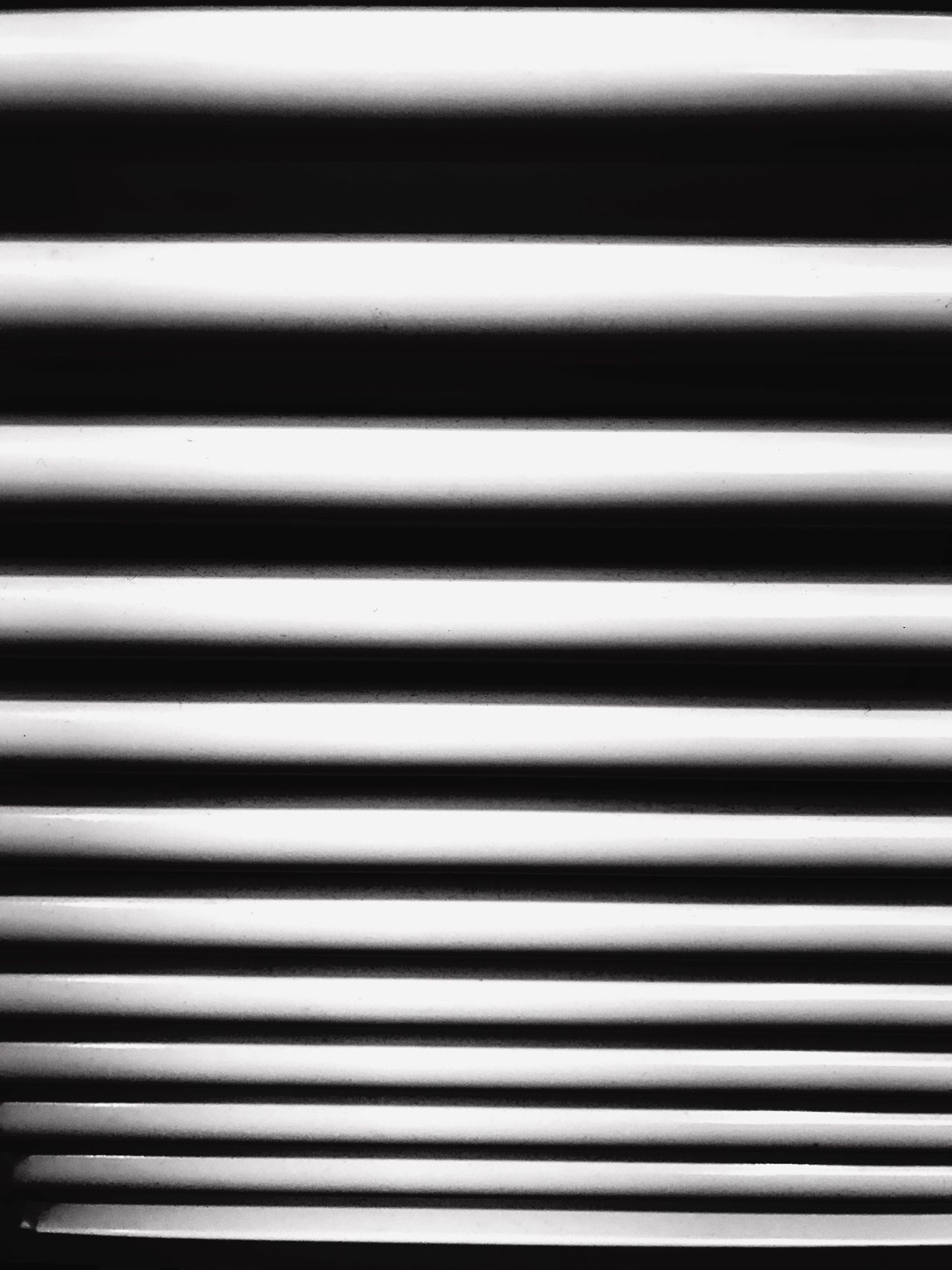 Parallel Parallel Lines Bars Full Frame Backgrounds Pattern No People Close-up Radiator Monochrome Monochrome Photography Blackandwhite Black & White Blackandwhite Photography Day Indoors