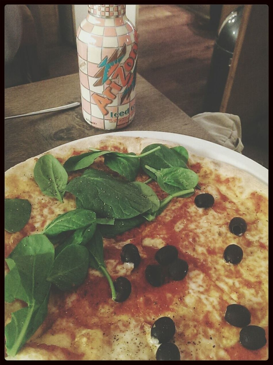 Pizza Mamma Mia MHHH, yammiyammi ?? With My Family