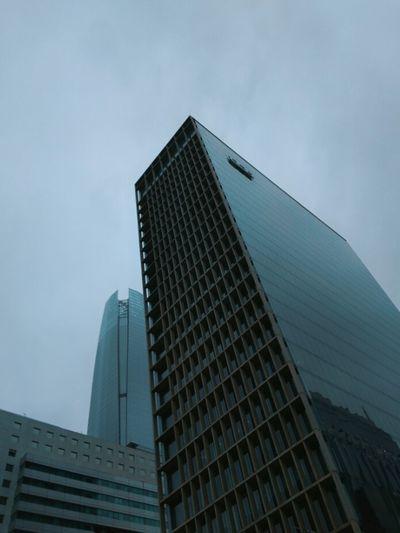 Estructuras Urban Skyscraper City Metal Industry Day Built Structure Architecture