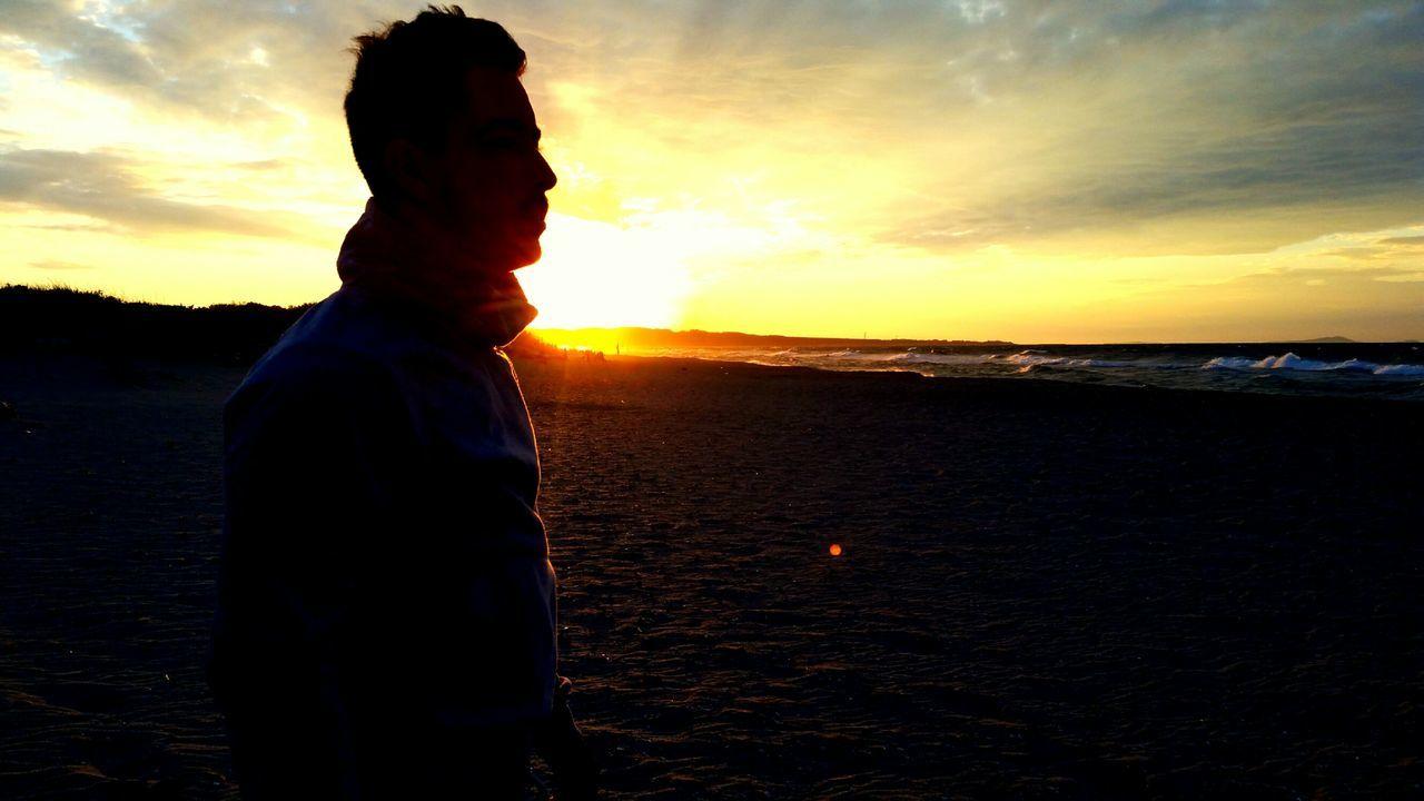 Platamona Sunshine Sea Beach Relaxing Moments FREE MIND