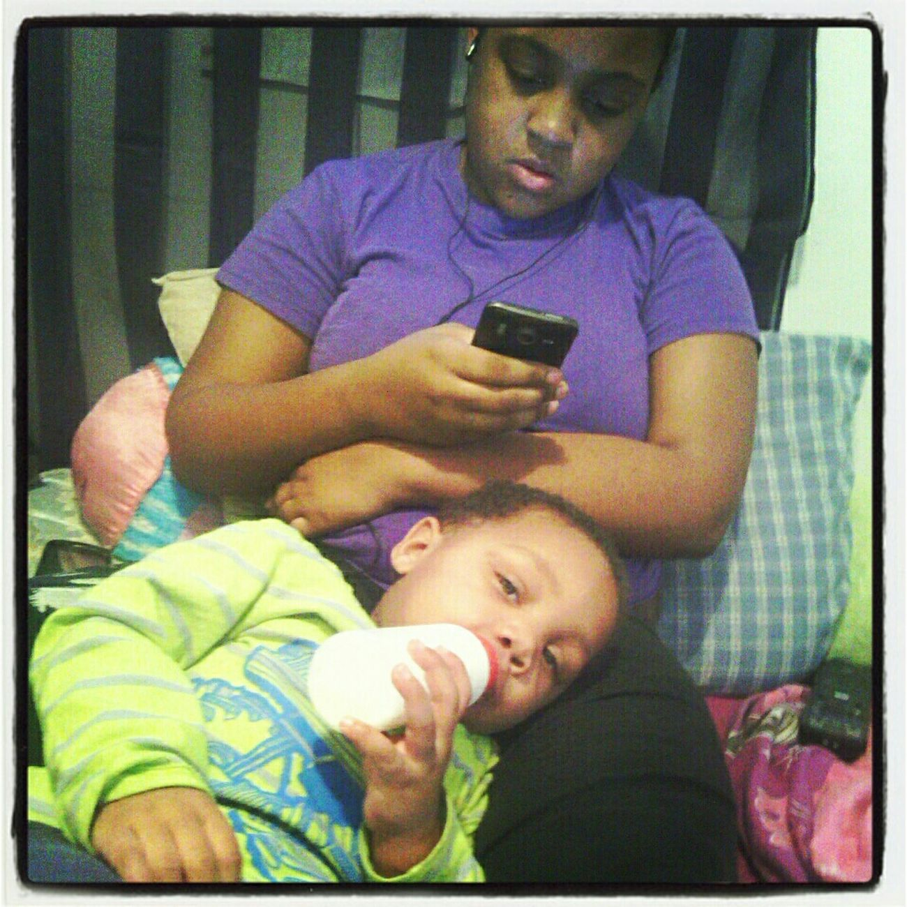 My Sister And My Son