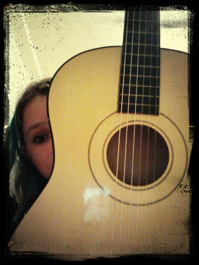 For The Love Of Music me and my guitar