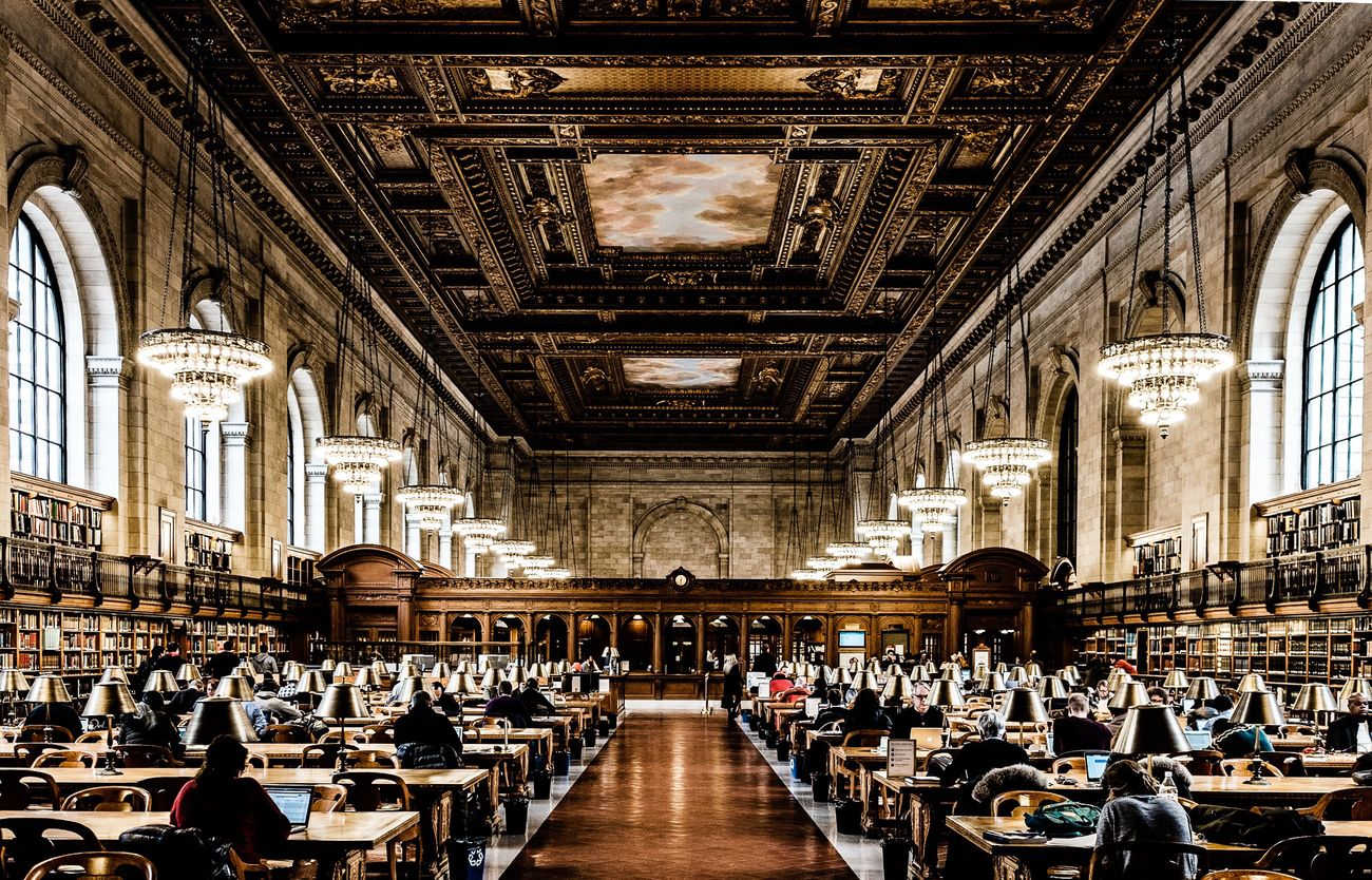 Architecture Library Fujifilm_xseries Architecturephotography Photo Of The Day EyeEm Best Shots Photograph Architecture NYC NYC Photography New York Public Library New York Photo New York City City Break Library People NYC Street Photography Fujifilm Photography Travel Destinations Built Structure City City Life Beautiful Buildings