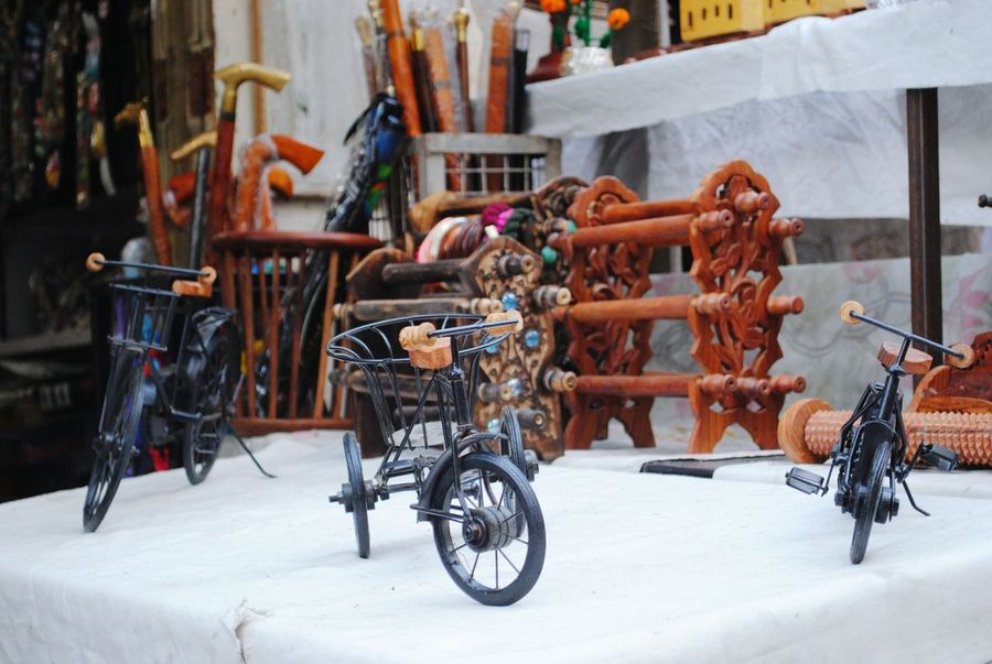 Little Things Urban Lifestyle Market Surat Gujarat India Travel Traveling Bicycle