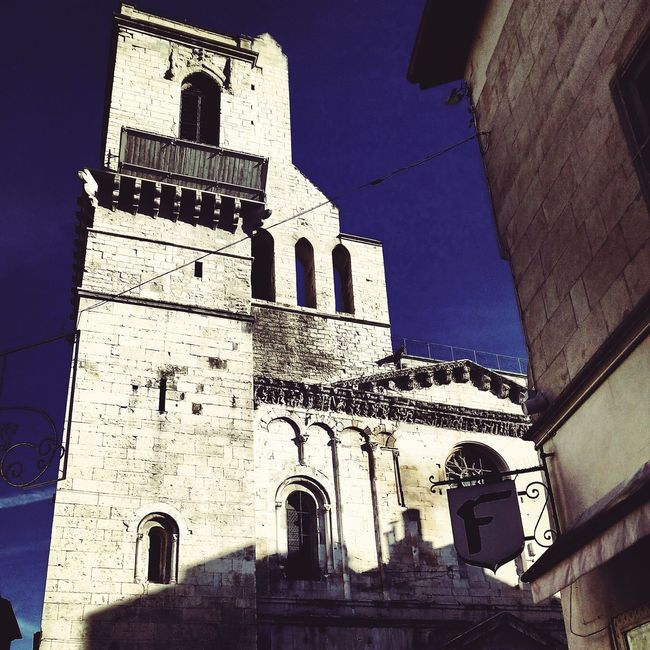 Nimes Cathédrale Sun Vacance First Eyeem Photo