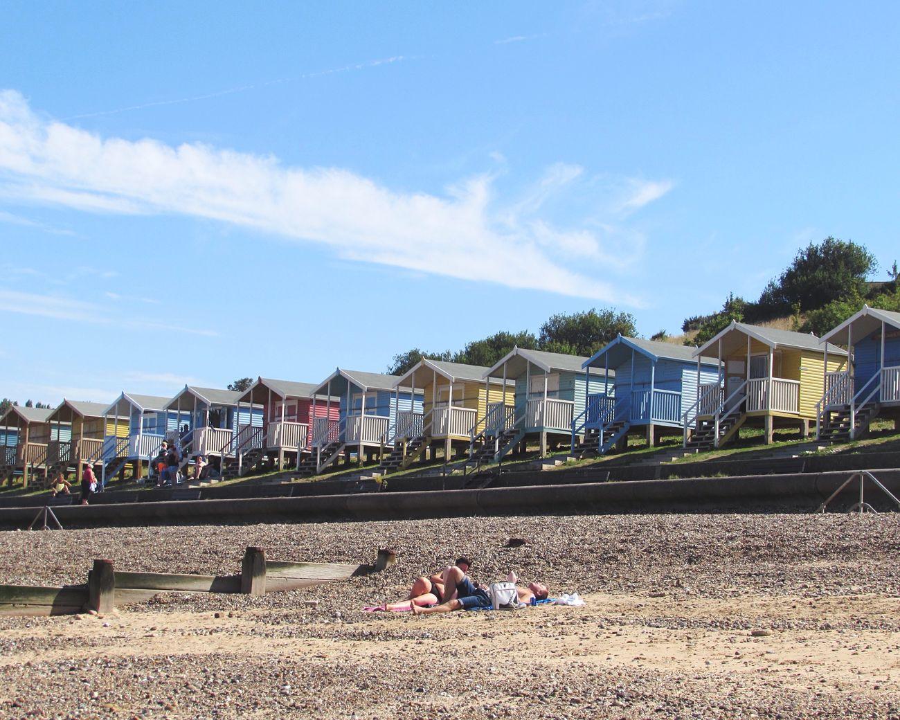 Beach Huts Beach