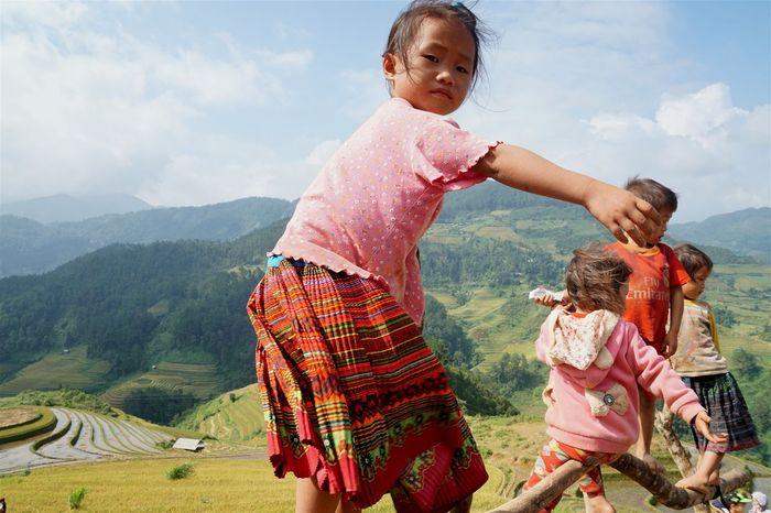 Capturing Freedom Kidsphotography Mucangchai Vietnam October2015 Travel Photography EyeEm Nature Lover