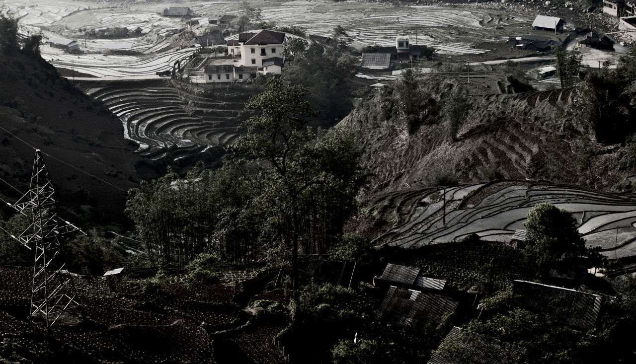 Beautiful landscapes of Sapa Beautiful Beauty In Nature Documentary Photography Landscape Landscape_photography Lào Cai Nature Places I've Been Sapa, Vietnam Scenics Tranquil Scene Tranquility Travel Destinations Vietnam
