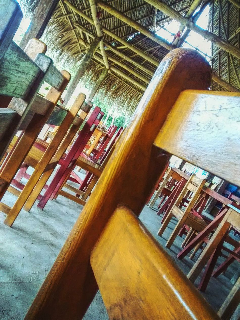 Indoors  Low Angle View No People Architecture Chairs Group Of Objects Wood - Material Wooden Low Section Light And Shadow EyeEm Best Shots Eye4photography  Popular Photos Exceptional Photographs