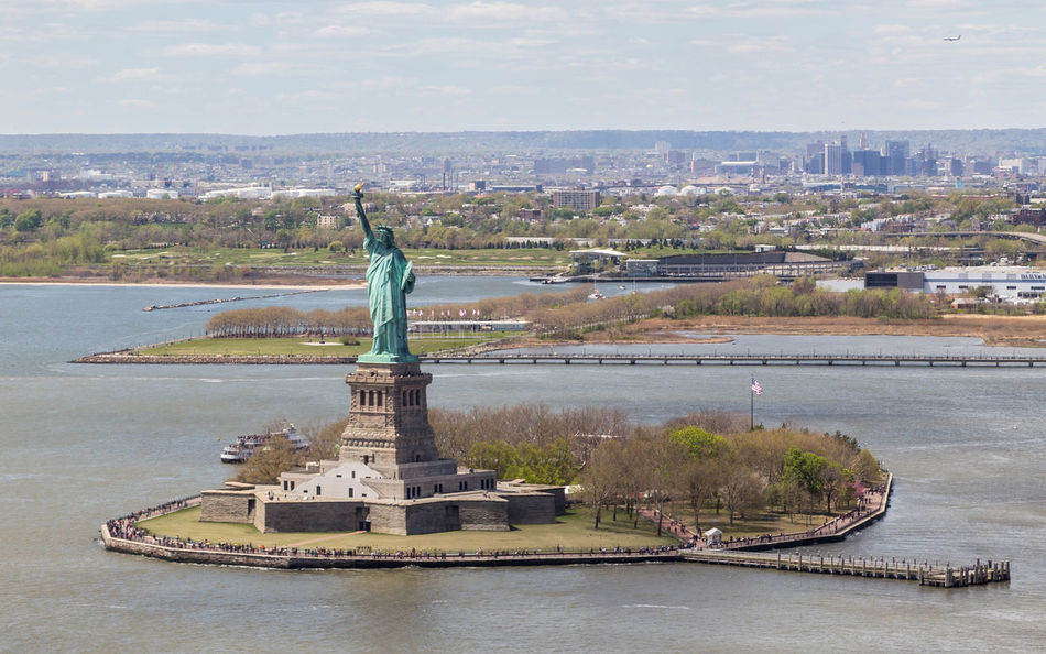 Beautiful stock photos of statue of liberty,  Architecture,  Building Exterior,  Built Structure,  City