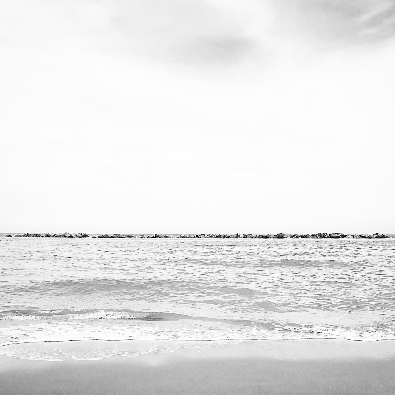 Blackandwhite Photography Monochrome _ Collection Monochrome B&W Collective Sea Gray Heaven Black & White