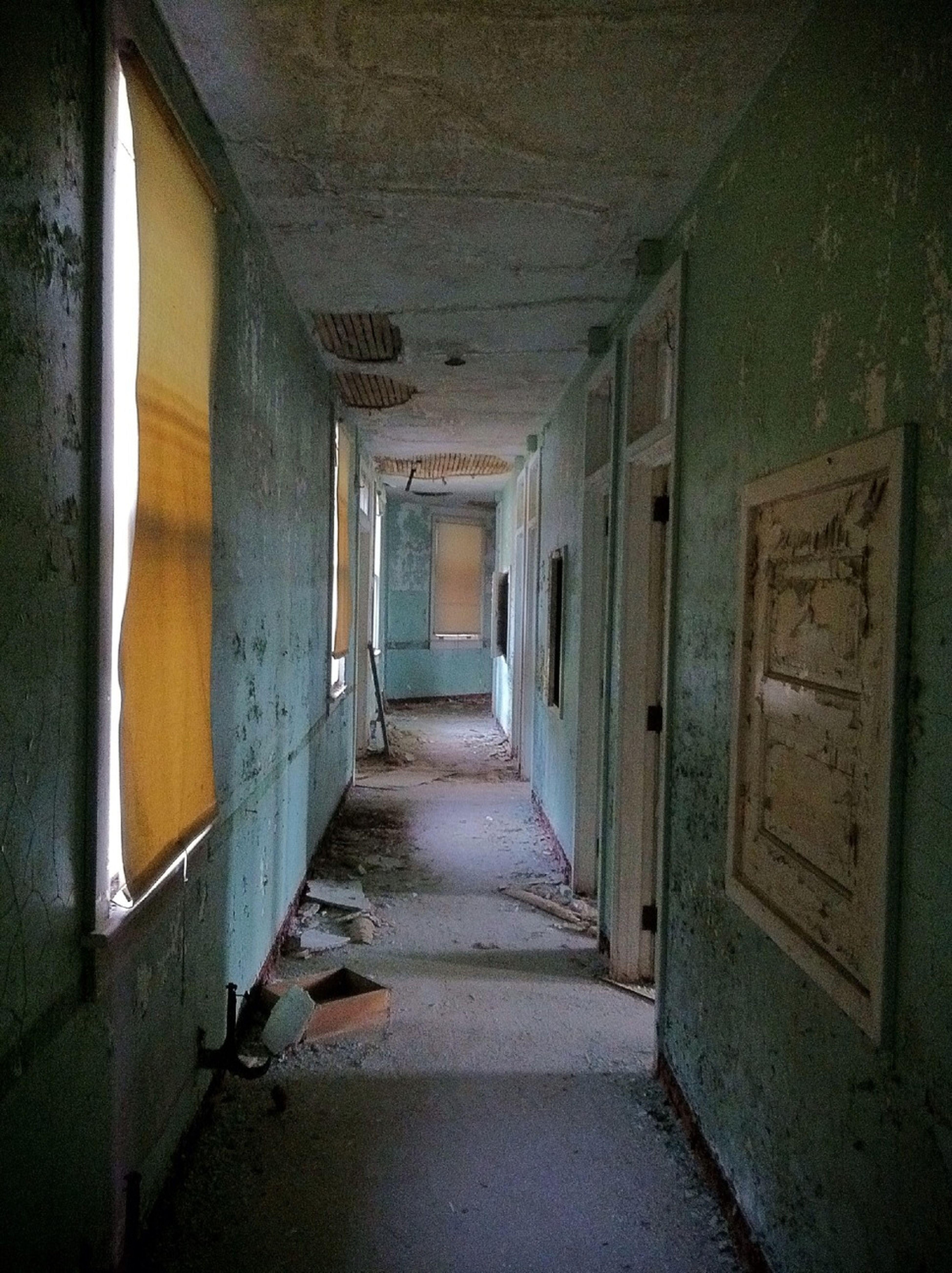Always Hallways
