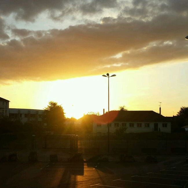 Superbe ! Sunset Taking Photos