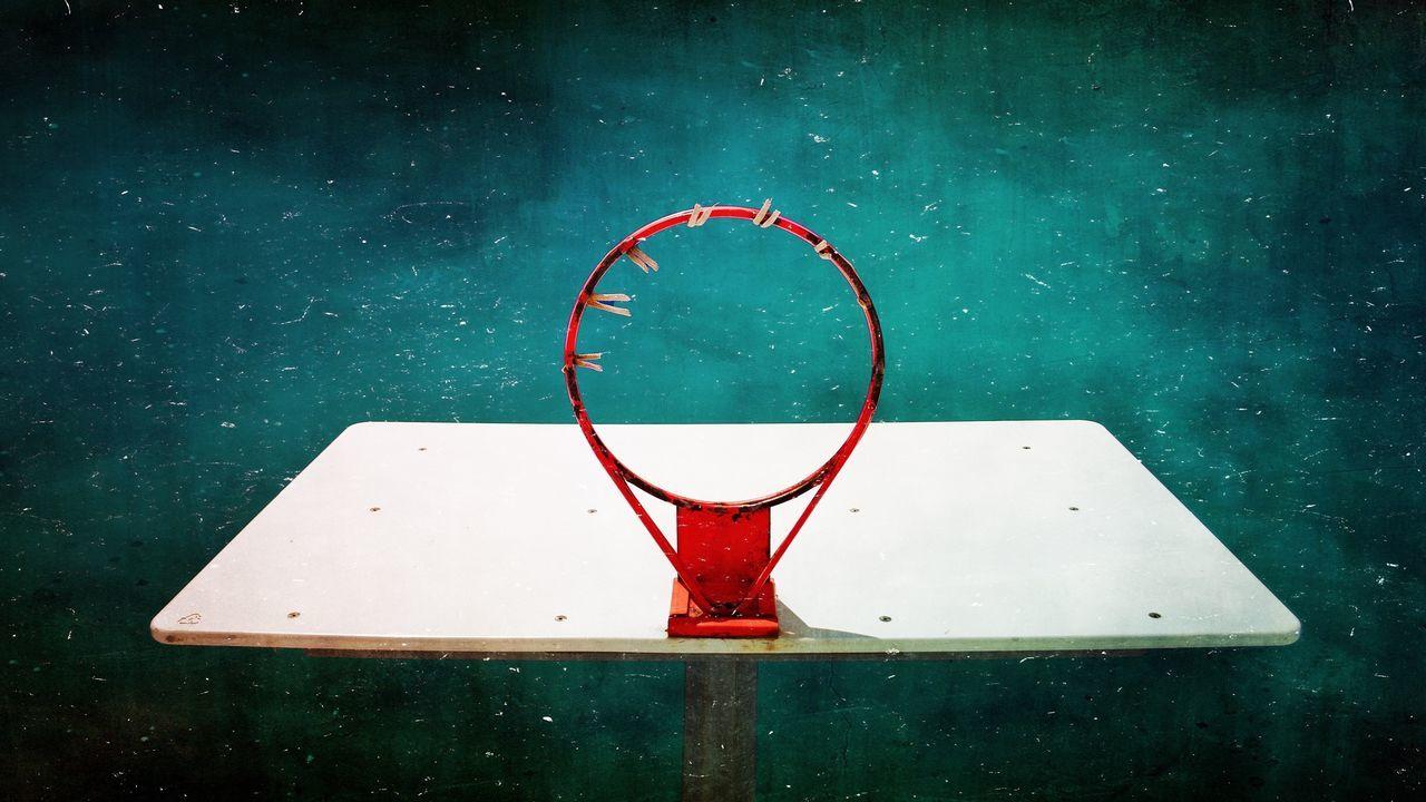 Beautiful stock photos of detroit, Basketball - Sport, Basketball Hoop, Blue, Circle