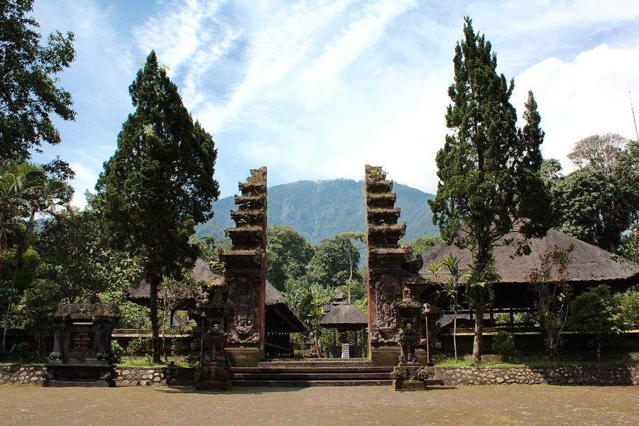 Balinese Temple Asian Culture Religious Architecture Temple Tranquil Scene Travel Photography Temple - Building Place Of Worship Religion Spirituality Eyeemasian
