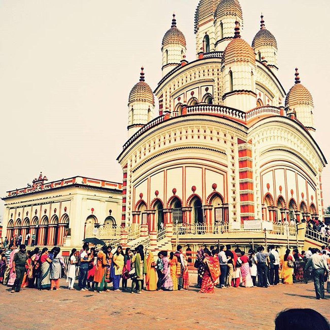 Kali Calcutta India Dakshineshwar Bengal