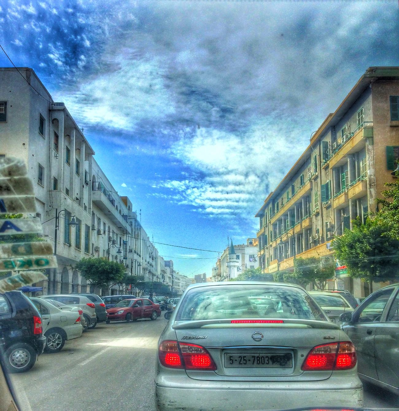 Downtown What Does Peace Look Like To You? Hello World Sky Collection HDR Taking Photos Clouds And Sky Ebeshti
