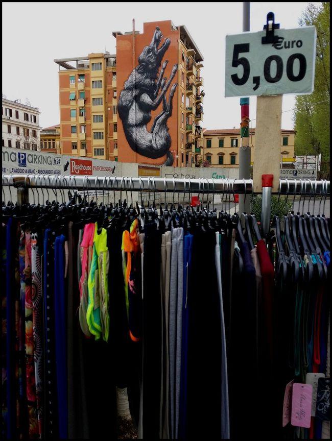 roma, testaccio, 2014 Rome