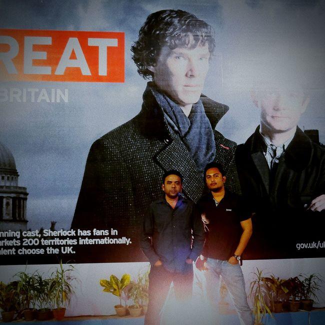 Sherlock Mycroft Holmes Johnwatson Bbc One