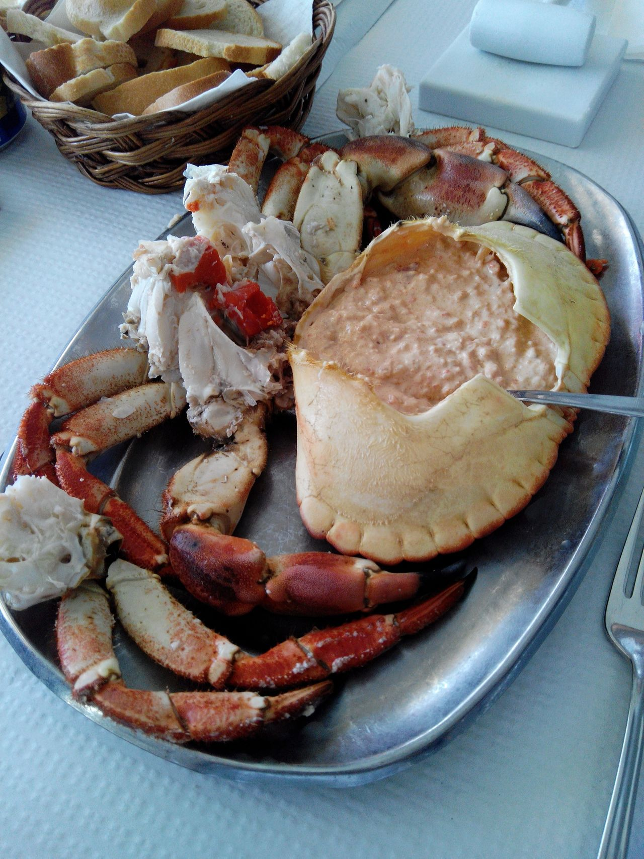Sea Seafoods Sapateira Lobsters Yammy  Goodfood A Taste Of Life Marisco Summerfood Summerdinner