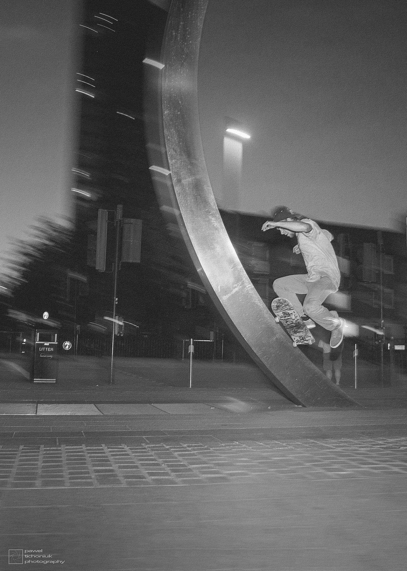 #Black&White #photoshoot  #Skateboard Life No Comply Polishboy  Sport Man