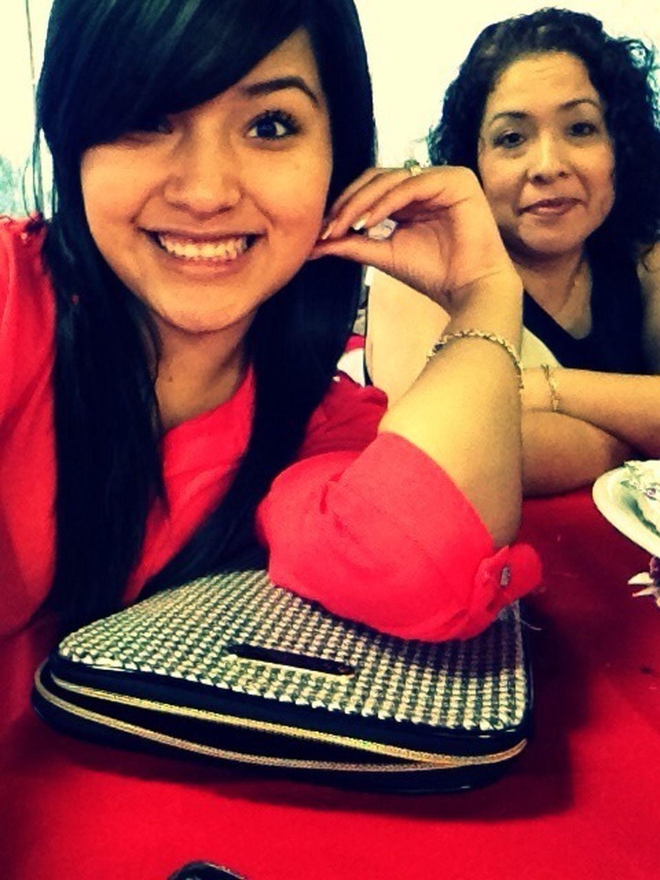 Mom & I ✌