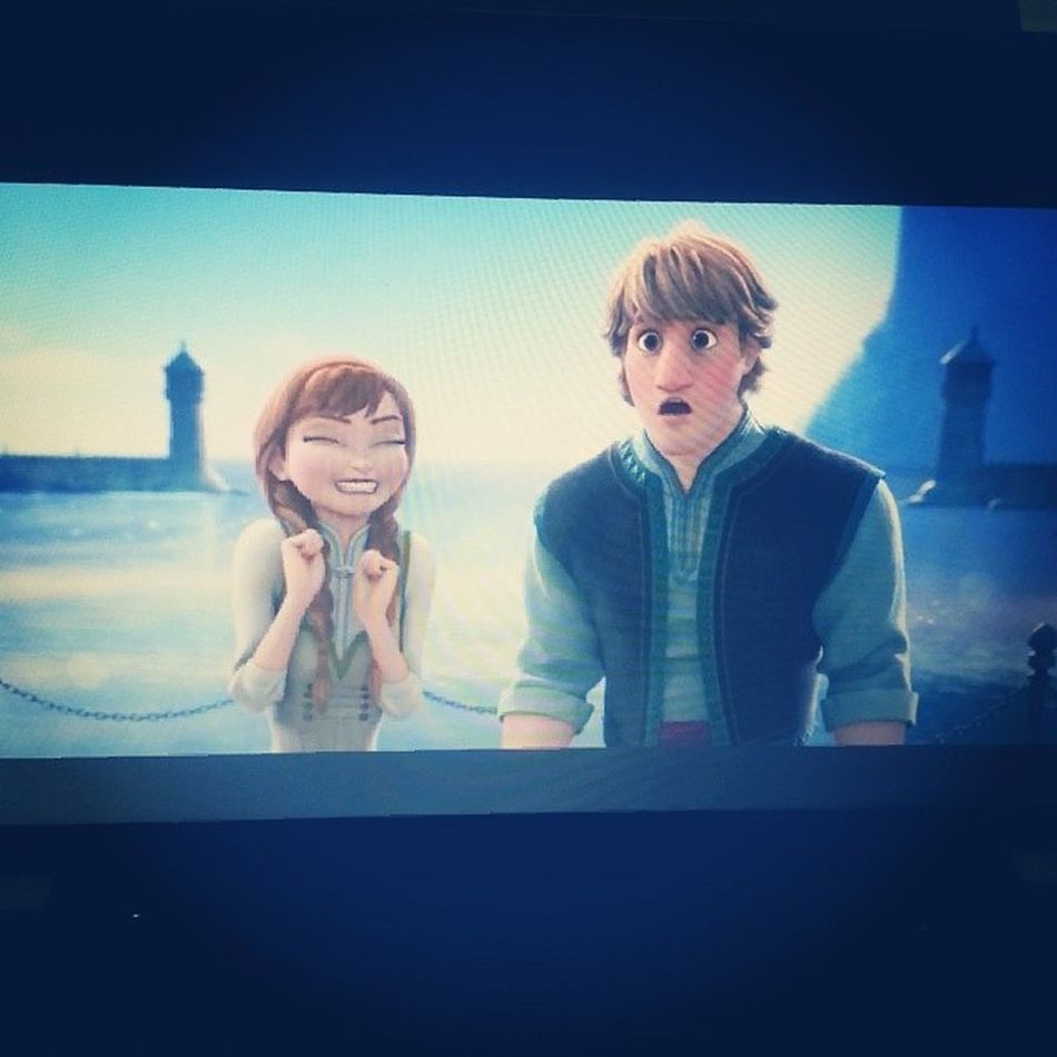 MOVIE Smile HAA Film animation frozen the best moment that i'd like...