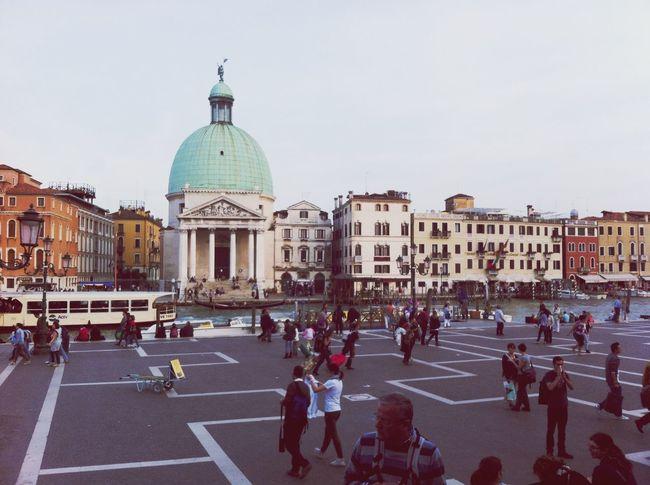 威尼斯 Santa Lucia Venice Italy