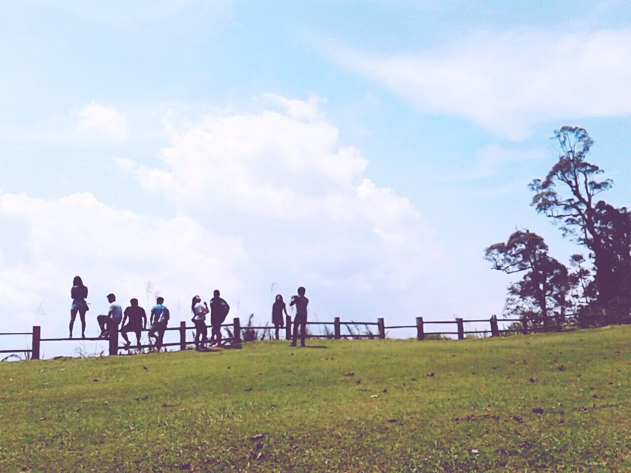 Sunset Outdoors People Large Group Of People Sky Adult Day Nature Bordercollies Borneohiglandsarawak Naturelover Naturebestshots Nature's Diversities Nature's Best Gift