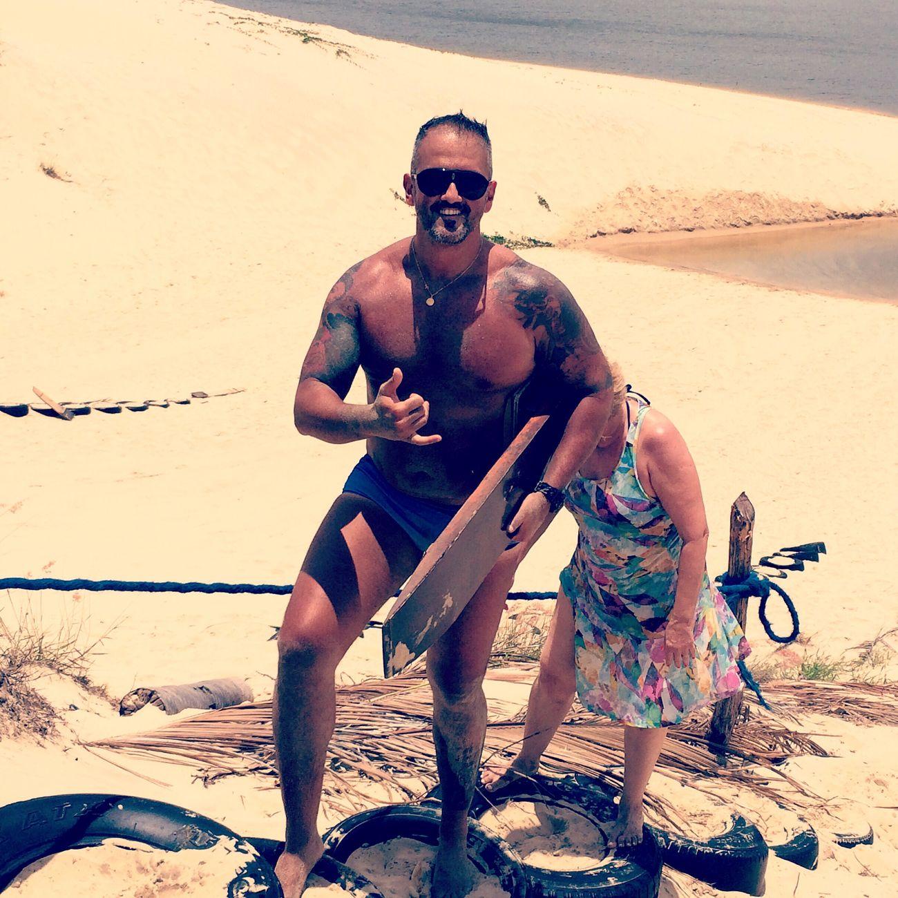 One day in Cumbuco Beach... Ceará Cumbuco Cumbucobeach Fortaleza Fortaleza - Ce Esquibunda Paradise Brasil