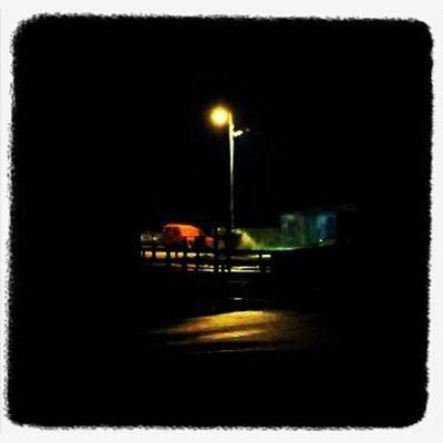Low Light Series. in Hastings by Adam Buss