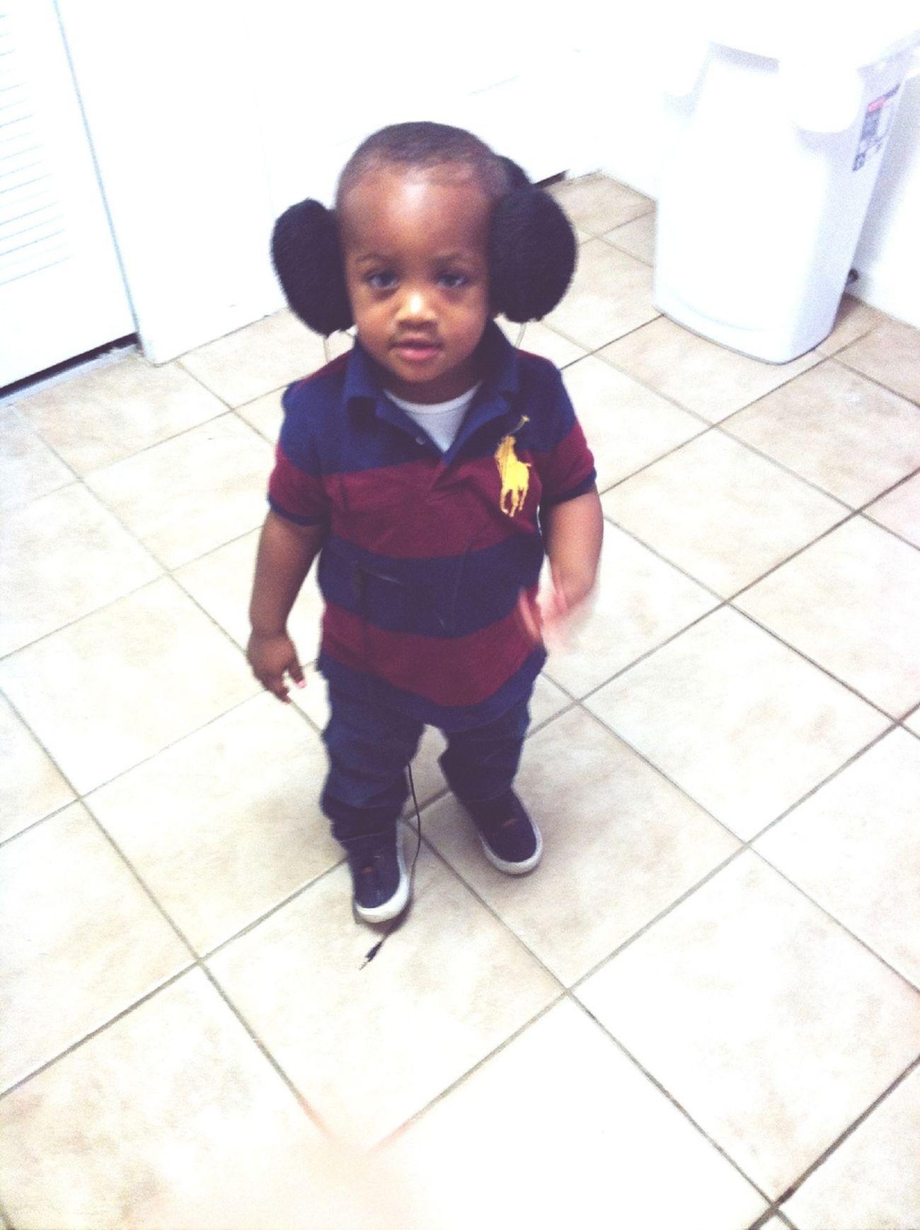 My Lil Thugg !