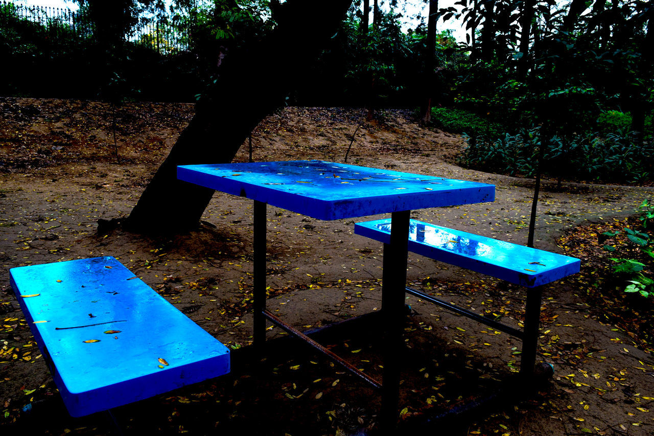 waiting for you to fill the void.... After Rain BYOPaper! EyeEm New Here Furniture Landscape Lonelyplanet No Man Outdoors Park Table