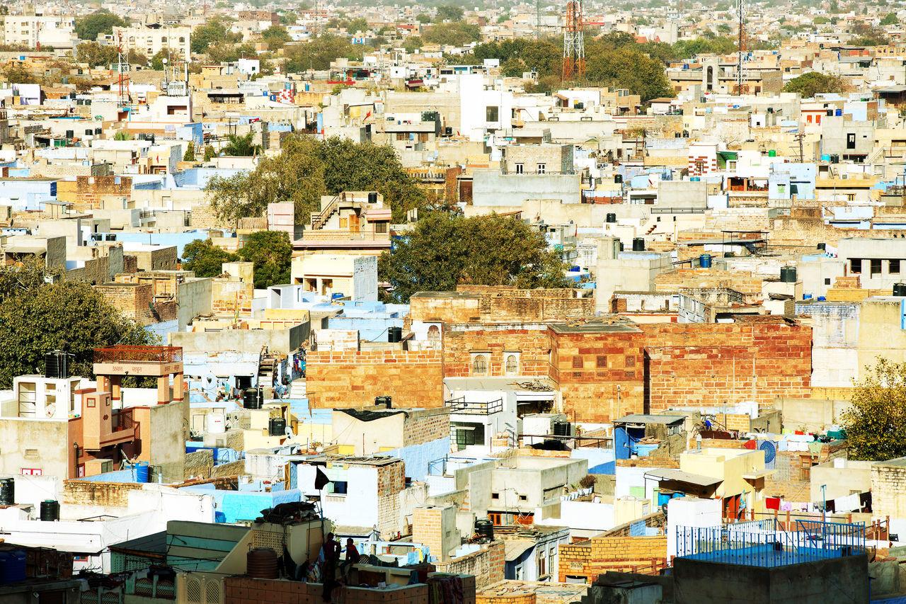 ASIA Fort India Jodhpur Landmark Mehrangarh Rajasthan Travel Travel Destinations Travel Photography