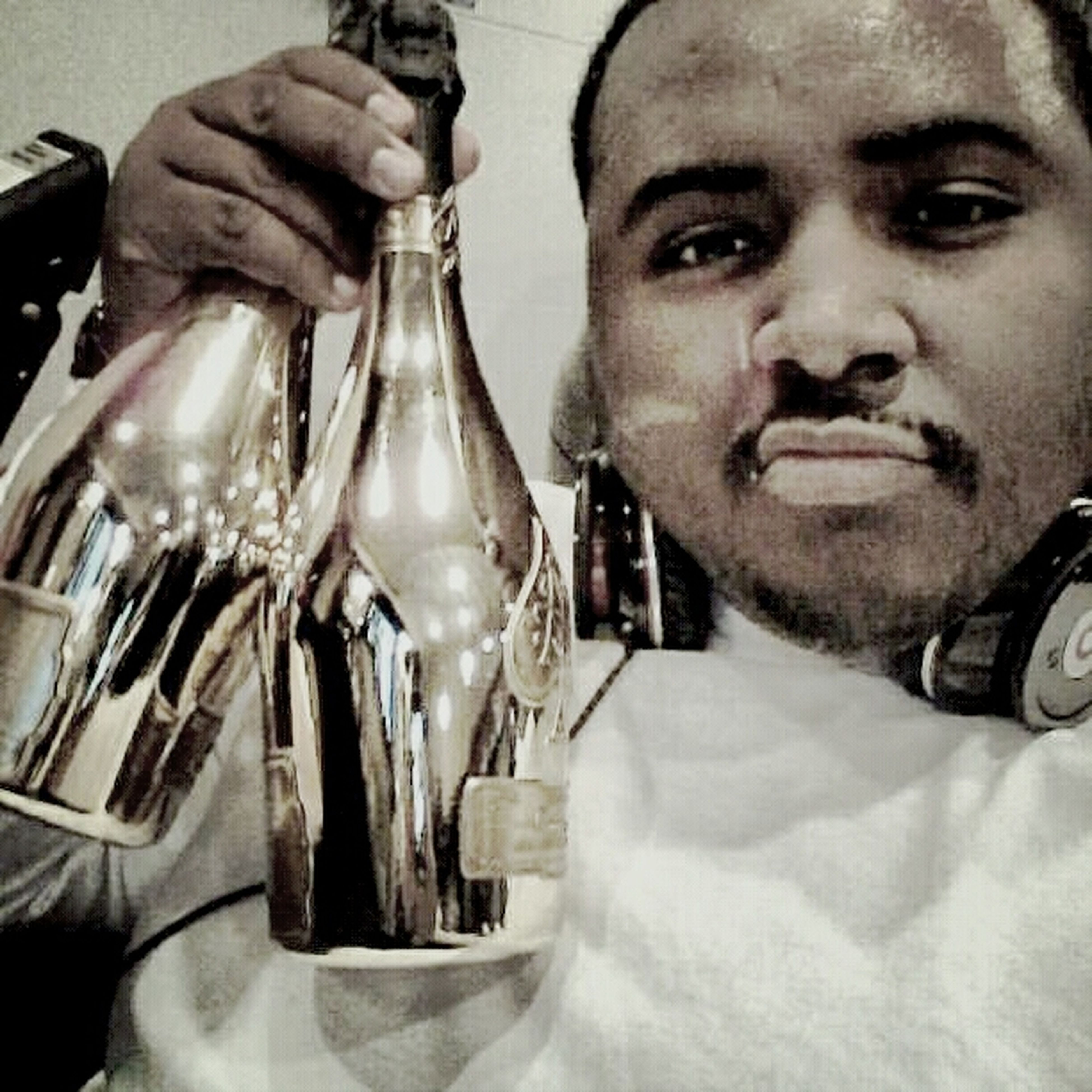 I was drunks outta my mind #oldpic Drunk Detroit Beats By Dre Gmbdmack  Ace Of Spades